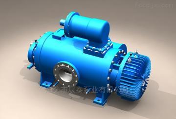 2W.W外润滑耐磨型双螺杆泵 原油输送泵