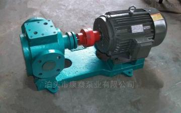 RCB-200保温齿轮泵 不锈钢保温泵 ?#19978;?#28082;输送泵