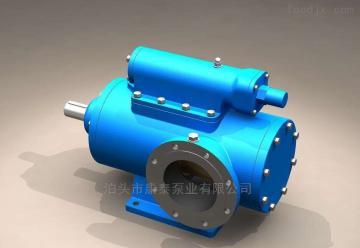 SNH440R46E607W23外置轴承耐磨型卧式三螺杆泵