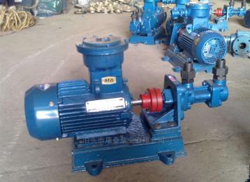 3G25X4三螺杆泵 柴油输送泵 螺杆输油泵