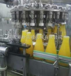 RCGF24-24-8果汁飲料瓶裝生產設備