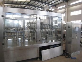 DXGF24-24-8碳酸饮料灌装生产线