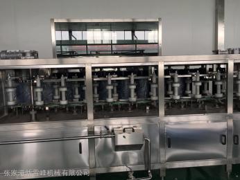 XGF-1200全自動純凈水桶裝生產線廠家