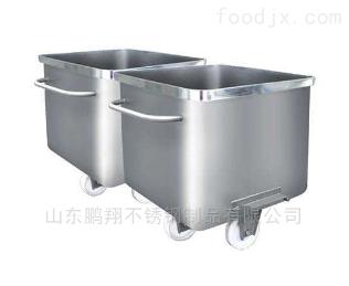 不锈钢食品肉料车