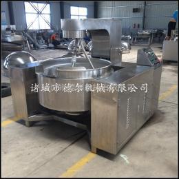 DER-200L直銷 蝦仁海味醬攪拌鍋 果醬糖料加工設備 電磁加熱行星攪拌炒鍋