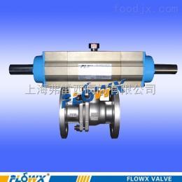 两段式气动球阀配单、双电控贴板式电磁阀