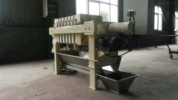 rbgl2-450小板框450-2平方壓濾機