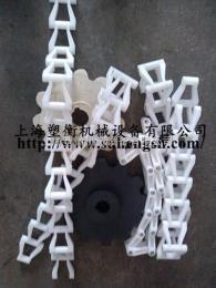 標準非金屬刮板機傳動塑料鏈條