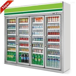 LG1200广西南宁便利店超市饮料柜展示柜冷藏保鲜柜送货上门