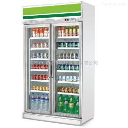 LG1260南宁饮料柜冷藏保鲜展示柜超市风幕柜水果柜蛋糕柜