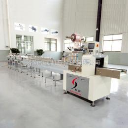 SY-320【松远蔬菜包装机】专业的蔬菜包装机械设备厂家!值得信赖!