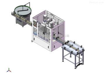 HG-CGFB661HG-CGFB661沖瓶灌裝壓蓋一體機
