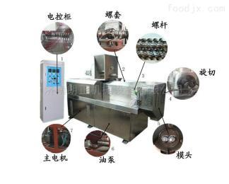 LZ65-III河南驻马店小型雪花片膨化机设备厂家