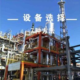FSCS-141青島康景輝_廢水處理設備選擇的7項標準