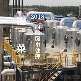PCY-101泡菜高鹽廢水處理 湖南廢水零排放