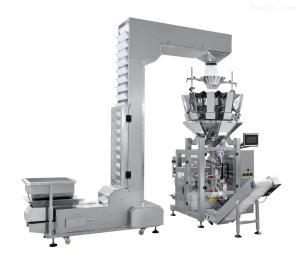 JT-400W薯片立式包装机