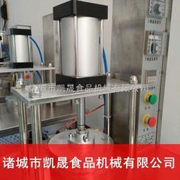 YBJ-300供应面食机械单饼机压饼机