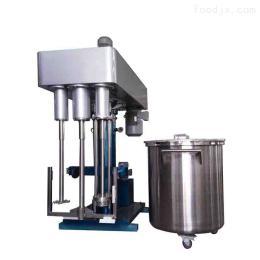 SJBD无锡银燕三轴多功能真空分散搅拌机生产厂家