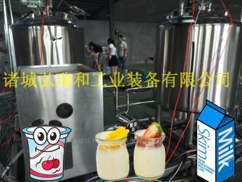 可加工定制酸奶制作设备-大型酸奶设备厂家直销