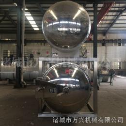 wx-600万兴电加热夹层锅、卤制品蒸煮一体锅 杀菌设备