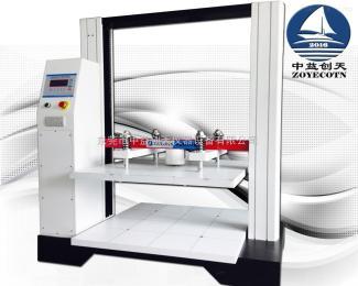 DDC-KY301东莞纸箱各类包装箱 非标包装箱纸箱抗压强度试验机 纸箱抗压机