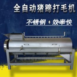 JY-180佳宜機械全自動豬蹄打毛機