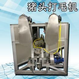 JY-180廠家直銷佳宜機械全自動豬頭打毛機純不銹鋼