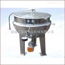猪肉酱牛肉卤煮锅蒸汽加热可倾夹层锅
