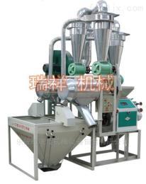 小麦磨粉机1小时加工500斤小麦面粉机械价格