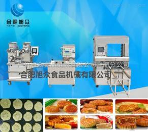 60-II型月饼包馅机广西全自动月饼生产线多功能月饼机