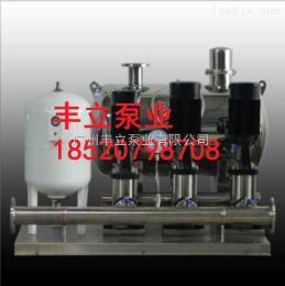变频恒压DWS无负压变频供水设备 变频供水设备  无塔供水
