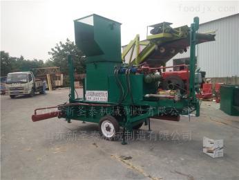 ws-120玉米草青儲飼料打包機