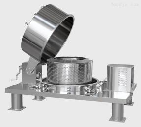 LQSB平板式密闭全翻壳洁净型离心机