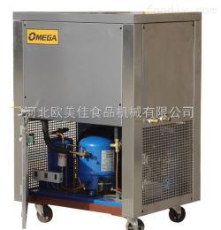 300L供应夏季和面用自动供水型300L工作台式定量出水冰水机