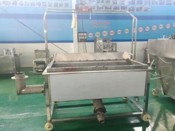 FTYG90-400全自动流水线式油炸锅