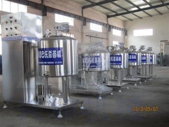 100型200型盒装酸奶加工设备 舒化奶生产机 -沃达斯科
