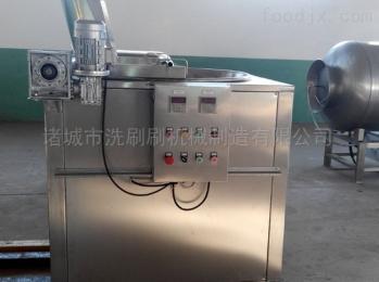 1500湖南高效节能全自动油炸机油炸锅生产商