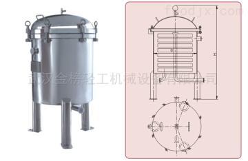 QPF500供应甘肃QPF 系列水处理设备快式压滤器