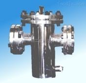 JB-GLQ武漢京榜水處理設備管道籃式過濾器