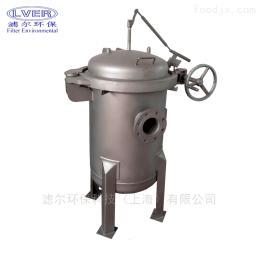 LBQF濾爾LBQF快開蓋抱箍多袋式過濾器廠家供應