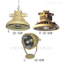 LED-50W防爆免维护照明灯QWD110-50W