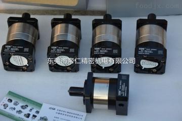 MF60XL2-100-K-8-30-Y安川YASKAWA伺服电机配套台湾VGM行星减速机MF60XL2