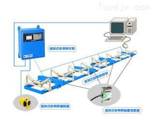 ICS-14矩陣式皮帶秤_高精度皮帶電子秤廠家