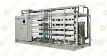 KRU-EDI/A 8000L食品行业超纯水生产设备