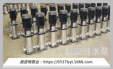 现货供应QDL不锈?#33267;?#24335;多级离心泵生活