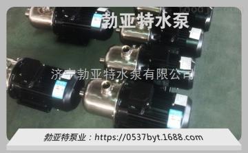 卧式管道离心泵 QDW防爆型不锈钢