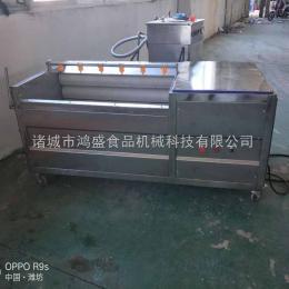 HSMG-1200土豆毛輥去皮清洗機