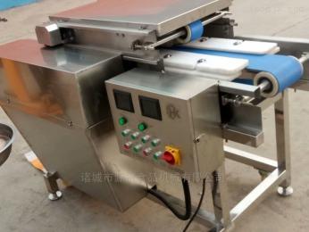 YGQP-22雪花雞柳 雞胸肉 鴨胸肉 豬肉切條切片機