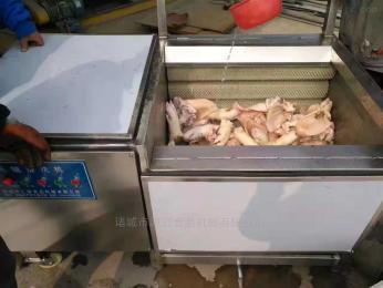 YGMG-05土豆 芋头脱皮 猪脚 鱼类清洗毛辊清洗机