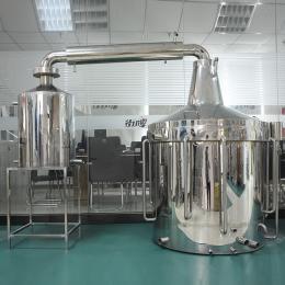 大帝白酒釀造釀酒設備